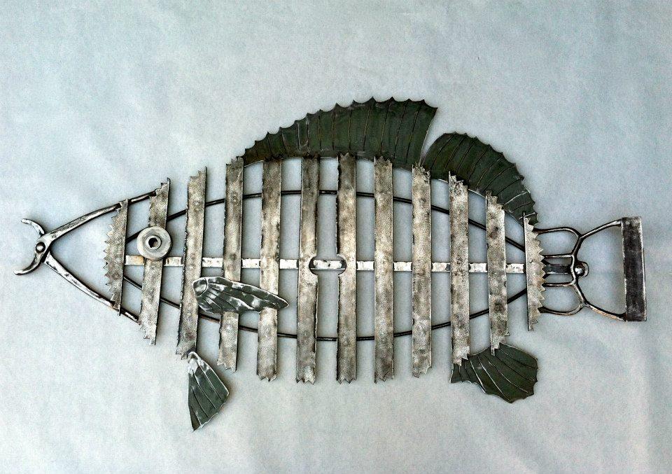 Saw Blade Fish
