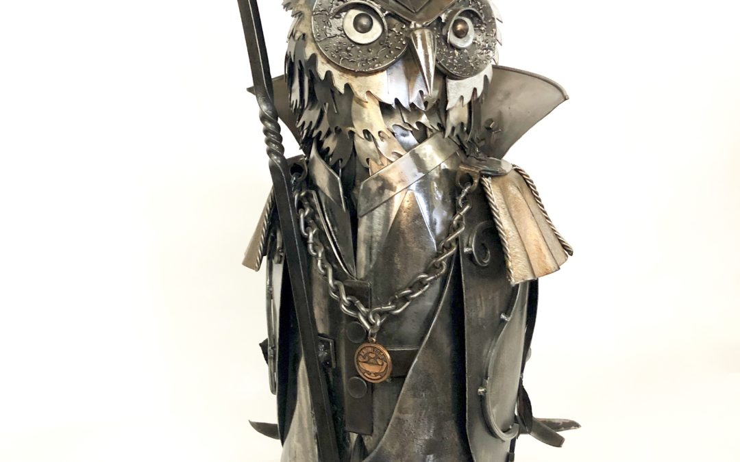 The Owl King – $3,500