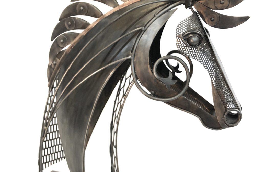 Mohawk, War Horse – SOLD